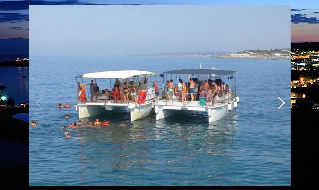 feste in barca leuca