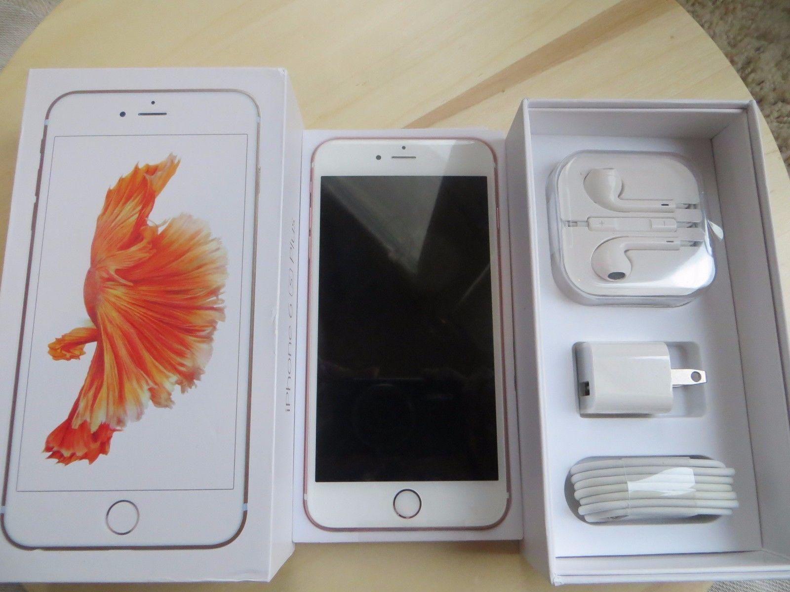9ef97097d94 Vendita Nuovo Apple iPhone 6s 64Gb – €400 & Samsung Galaxy S7 Edge ...